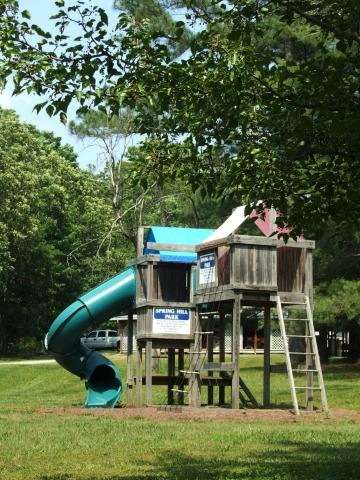 Playground at Spring Hill